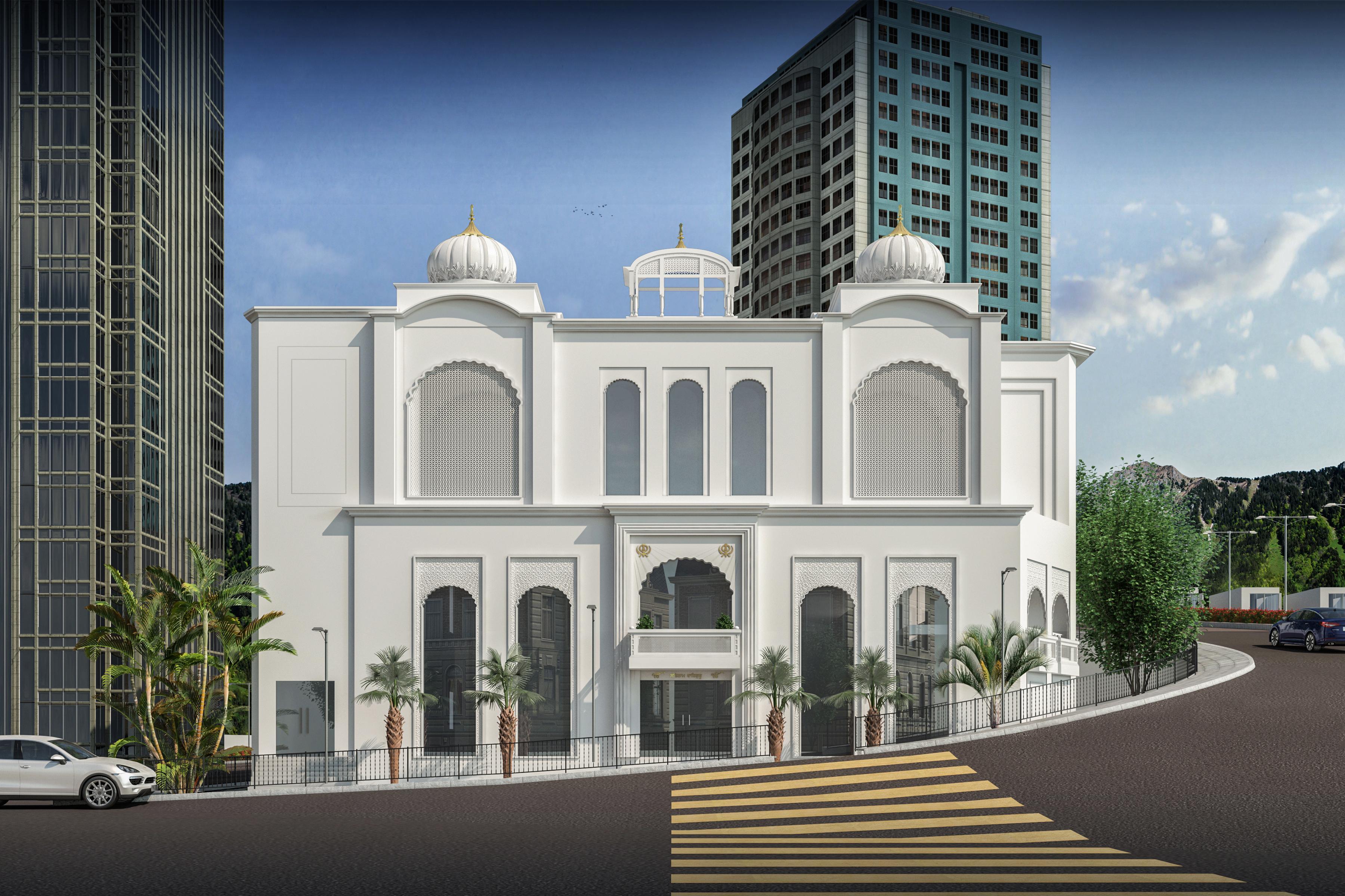 Khalsa Diwan Hong Kong – Gurudwara Sahib (Sikh Temple)